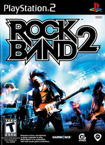 Rock Band 2 PS2
